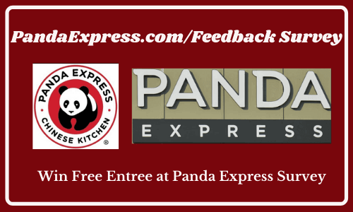 PandaExpress.com/Feedback Survey | Win Free Entree at Panda Express