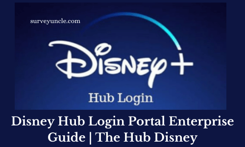 Disney Hub Login Portal Enterprise Guide | The Hub Disney