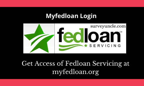 Myfedloan Login | Get Access of Fedloan Servicing at myfedloan.org