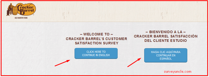 How To Take the official Cracker Barrel Survey @ CrackerBarrel-Survey.com?