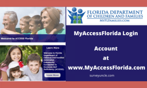 MyAccessFlorida Login Account at www.MyAccessFlorida.com